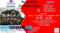 Walk In Interview at Mie Gacoan Sidoarjo November 2020