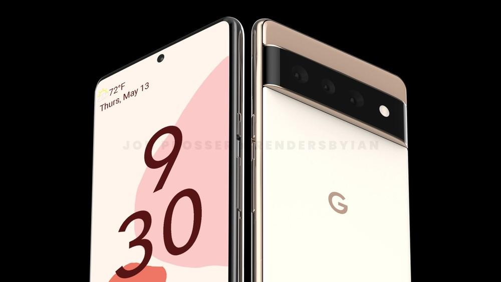 Questo è Google Pixel 6