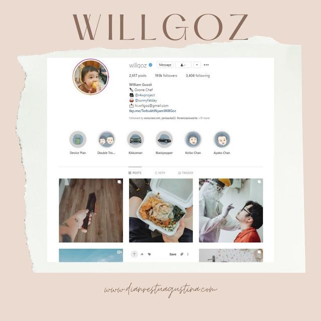 Chef William Gozali