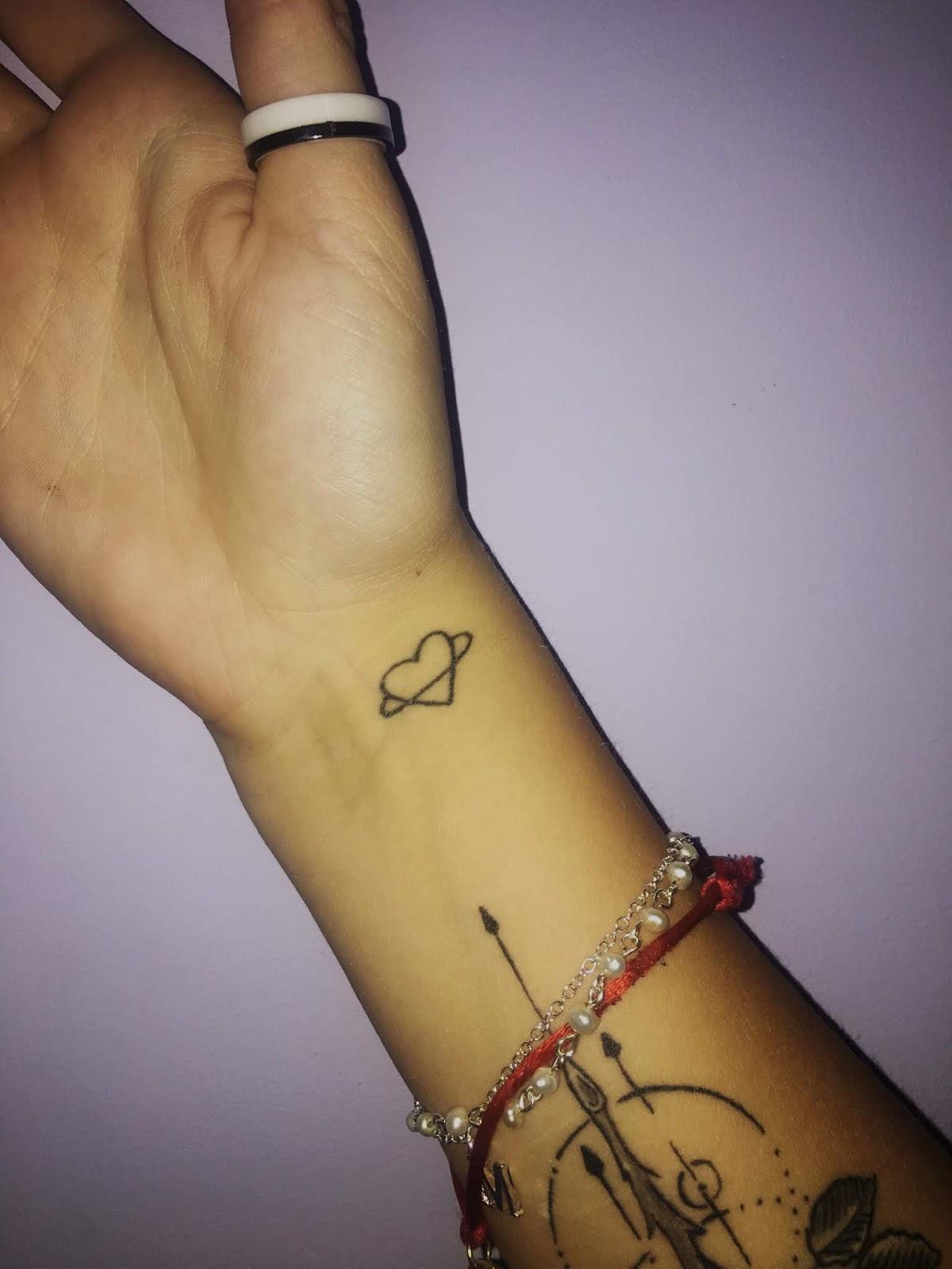 Wiktoria Krukowska Blog Tattoo