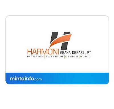 lowongan kerja PT. Harmoni Graha Kreasi terbaru Hari Ini, info loker pekanbaru 2021, loker 2021 pekanbaru, loker riau 2021