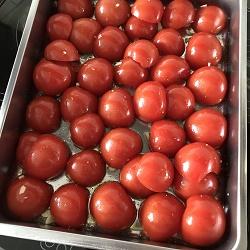 eingewecktes Tomatensugo