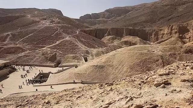 Tutankhamun tomb location