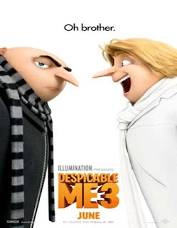 Despicable Me 3 (2017) Hindi Dubbed HDRip [300MB] 480p