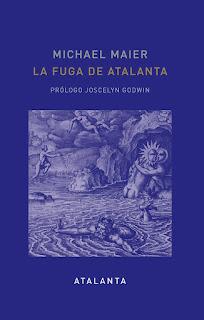 La Fuga de Atalanta de Michas Maier