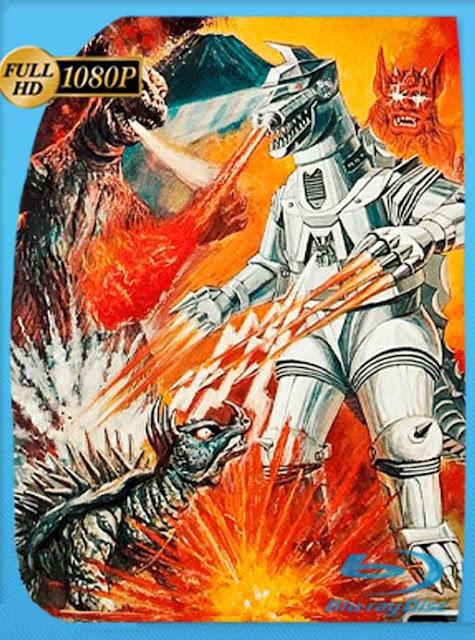 Godzilla VS Mechagodzilla [1974] HD [1080p] Castellano [GoogleDrive] SilvestreHD