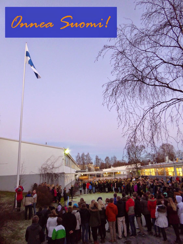 Hyvää Itsenäisyyspäivää Ruotsiksi