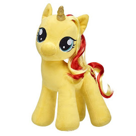 My Little Pony Sunset Shimmer Plush by Build-a-Bear