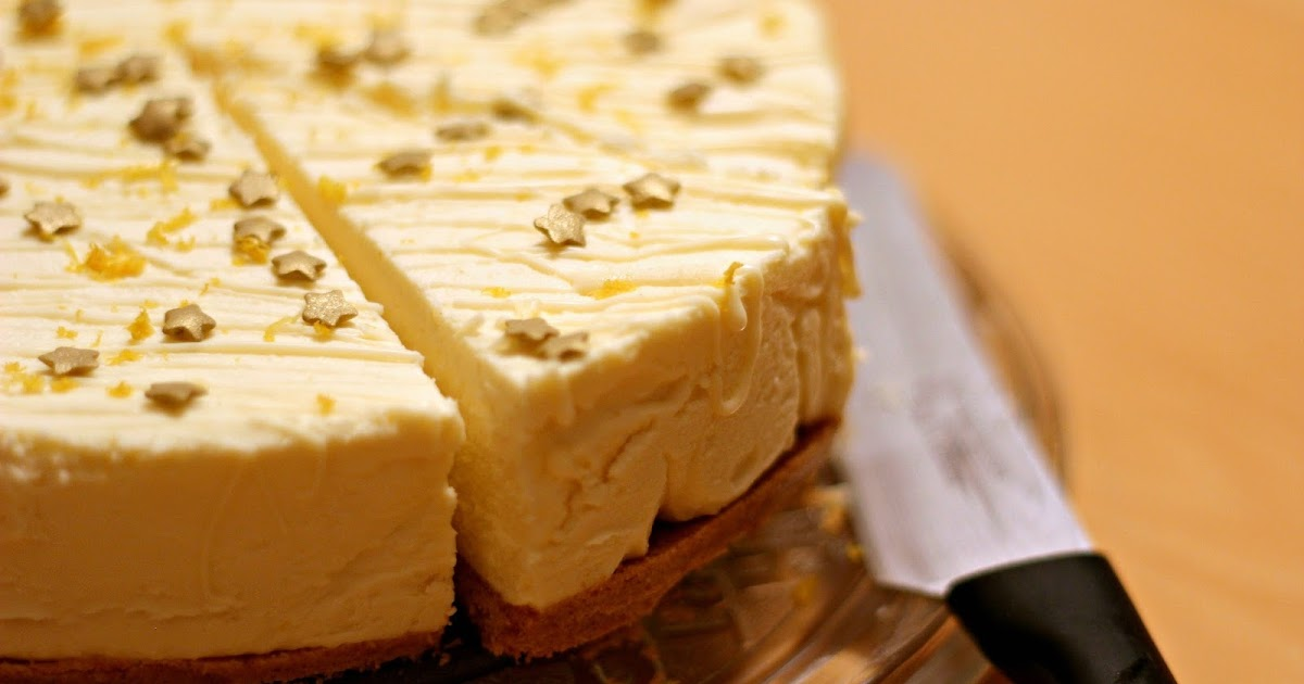 White Chocolate and Lemon Cheesecake - The Northernist