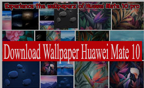 Download Wallpaper Huawei Mate 10 1