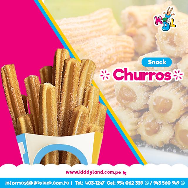 Churros Snack Perú