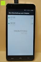 "Wecker: HOMTOM HT30 3G Smartphone 5.5""Android 6.0 MT6580 Quad Core 1.3GHz Mobile Phone 1GB RAM 8GB ROM Smart Gestures Wake Gestures Dual SIM OTA GPS WIFI,Weiß"
