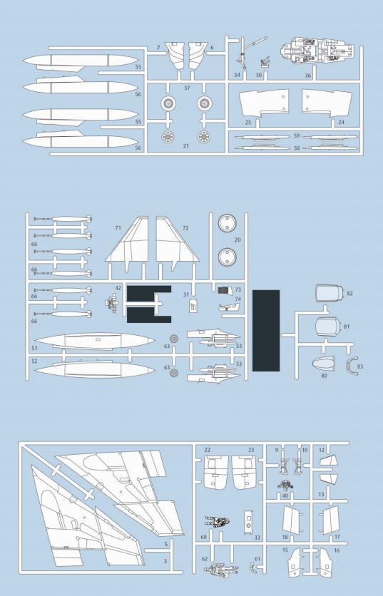 Revell:  F- 4J PHANTOM II ~instructions~ - 1_72_aircraft_news