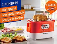 Logo Casa Henkel : gratis per te il fantastico Toastime Ariete (valore 29,99 euro)