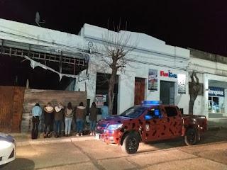 A pesar de los nuevos casos de Covid-19 organizaron una fiesta en Chajarí