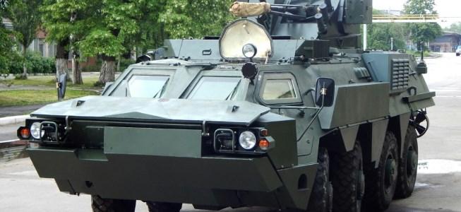 БТР-4М для Індонезії