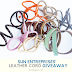 Sun Enterprises' Leather Cord Giveaway