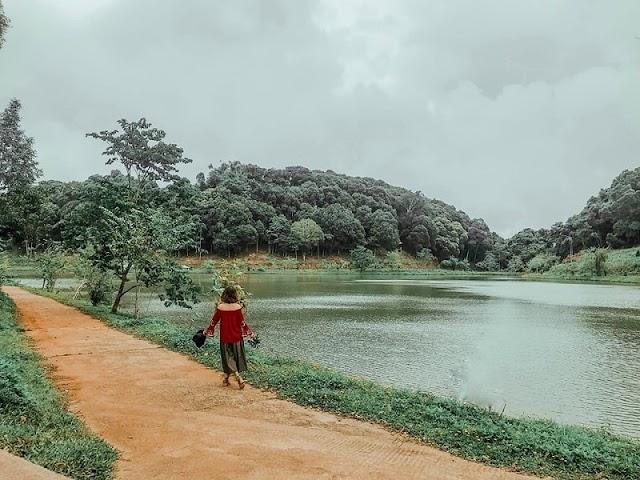 Travel to Mang Den this summer