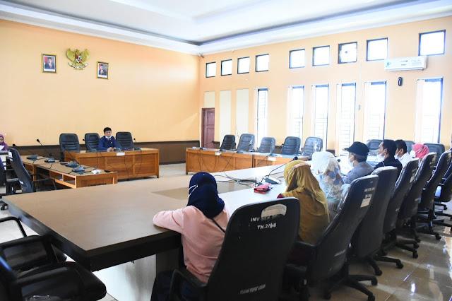 Pedagang Kaki Lima Mengadu ke DPRD Sinjai