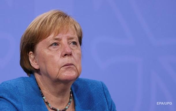 СМИ назвали размер пенсии Меркель