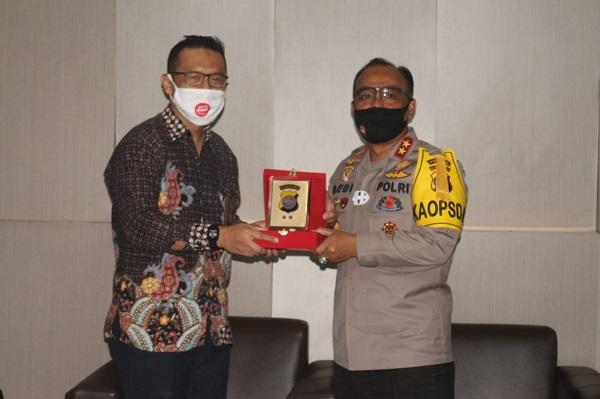 Wujudkan Personel Polri Unggul, Polda Kalteng Laksanakan MOU Dengan Unpar