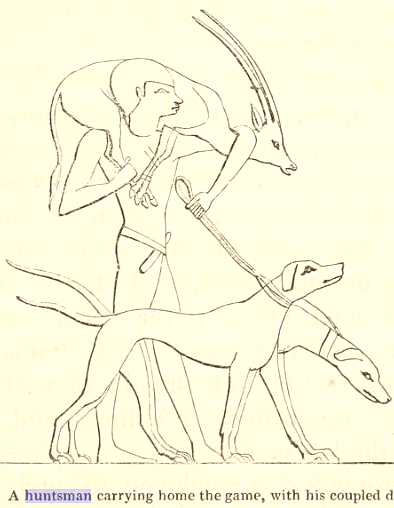 The Huntsman of Thebes from Sir John Gardner