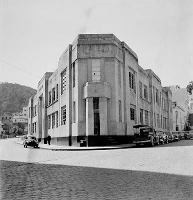 Centro de Saúde de Vitória, projeto de Olympio Brasiliense.