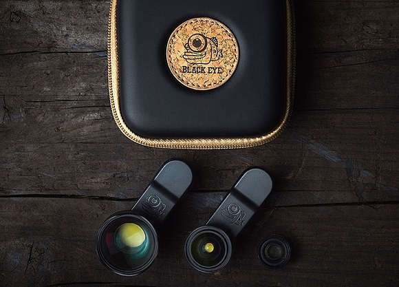 طلق Black Eye عدساتها المحمولة العالمية من الجيل الرابع في أمريكا الشمالية