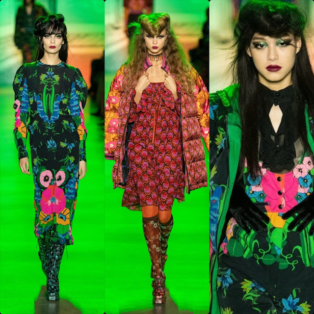 Anna Sui Fall-Winter 2020-2021 New York by RUNWAY MAGAZINE