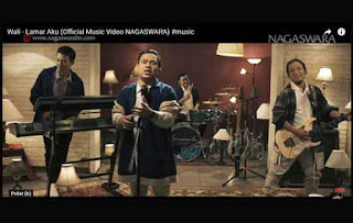 Download Mp3 Lamar Aku - Wali Band
