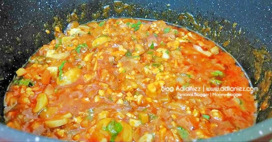 Resepi Macaroni Bakar Di Hujung Minggu Blog Adianiez