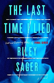 The Last Time I Lied by Riley Sager book cover