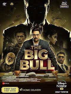 Download The Big Bull (2021) Movie Hindi 720p HDRip 1GB