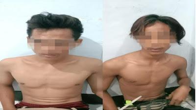 Operasi Yustisi Malam Tahun Baru, Tim Gabungan TNI-Polri Loteng Gagalkan Peredaran Sabu di Janapria