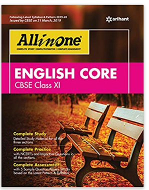 All In One English Core CBSE  for Class 11