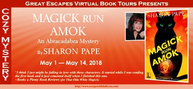 Upcoming Blog Tour 5/11/18