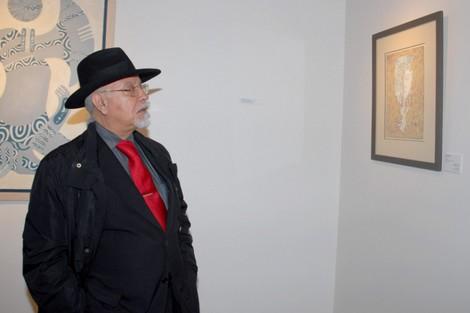 taroudant press : محمد المليحي .. رائد الفنّ التّشكيليّ بالمغرب امتطى أمواجَ العالَميّة