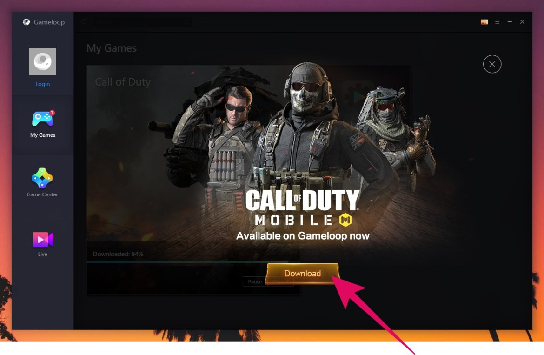 كيف تلعب لعبة Call of Duty : Mobile على حاسوبك ؟ إليك الطريقة