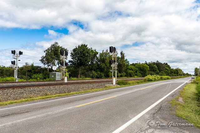 CP208 at milepost QC208.39 on the Syracuse Terminal Subdivision