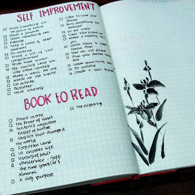 contoh book journal