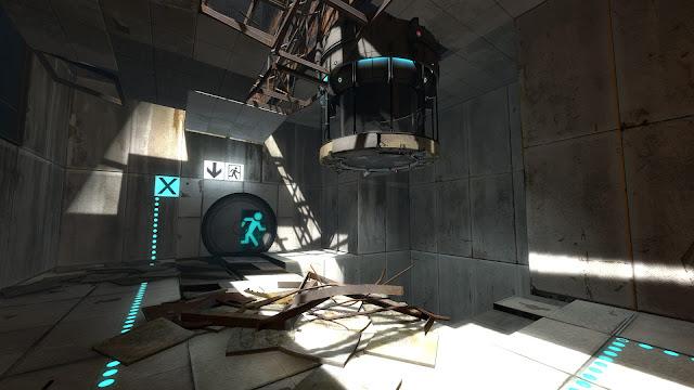 Captura Portal 2 PC