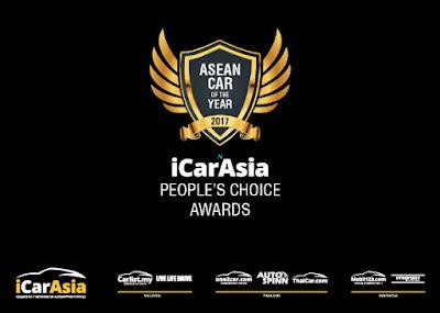 Pilih Mobil Favoritmu Di Brand's Choice Awards Car of the Year, Dapatkan Hadiah Jutaan Rupiah!