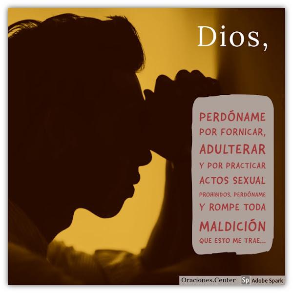 Oraciones contra Maldiciones - Por Pecados Sexuales