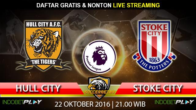 Prediksi Hull City vs Stoke City 22 Oktober 2016 (Liga Inggris)