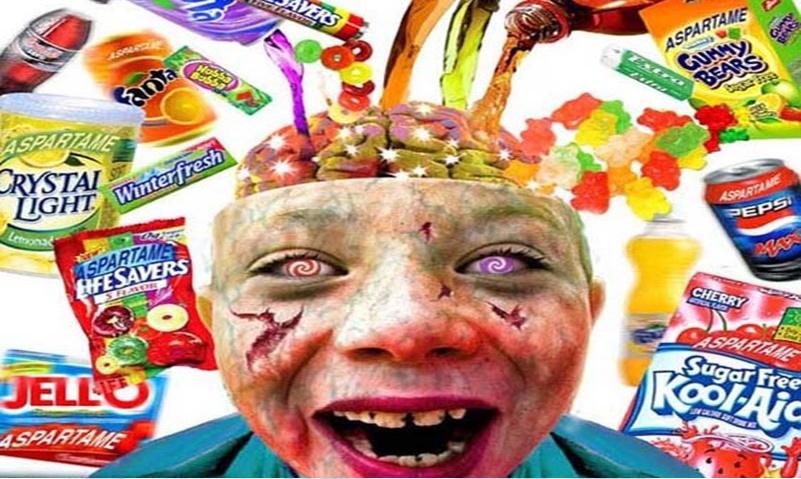 Agente da FDA admitiu promover aspartame para reduzir os serem humanos do planeta