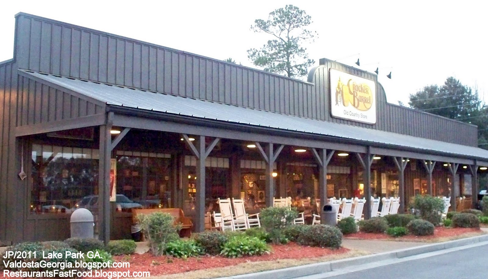 Cracker Barrel Restaurant
