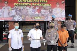 Polres Samarinda Ungkap Pembunuhan di Sungai Pinang