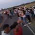 (video) QUITILIPI - EL COLMO: CORTARON UNA RUTA PARA HACER UNA FIESTA CLANDESTINA