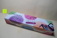 Verpackung: Schmink- und Kosmetikpinselhalterung aus Silikon, Halterung für Makeup, Pinsel, zum Trocknen und Halten, Kosmetikartikel, praktisch und schön - turquoise