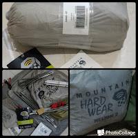 Mountain Hardwear Helion 2 Tent
